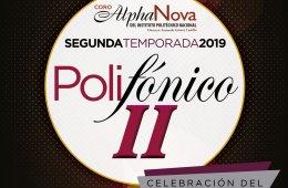 Programa 8 del Coro Alpha Nova del IPN