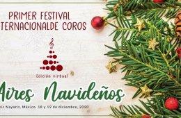 Festival Coral Internacional Aires Navideños. Tercera se...