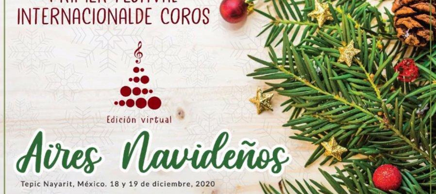 Festival Coral Internacional Aires Navideños. Primera sesión