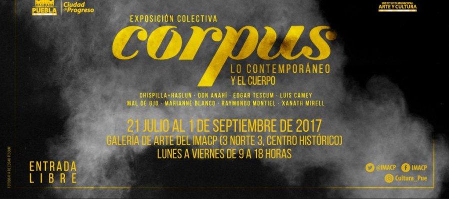 Corpus: Lo contemporáneo y el cuerpo