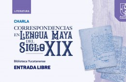 Correspondencias en lengua maya del siglo XIX