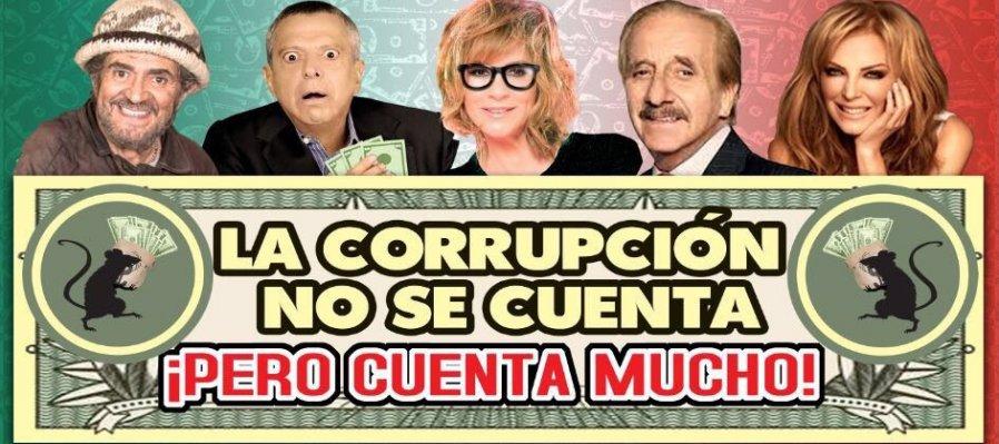 La corrupción no se cuenta pero cuenta mucho