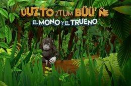 Cortometraje animado Uuzto ztum büüñe. El Mono y el Tr...