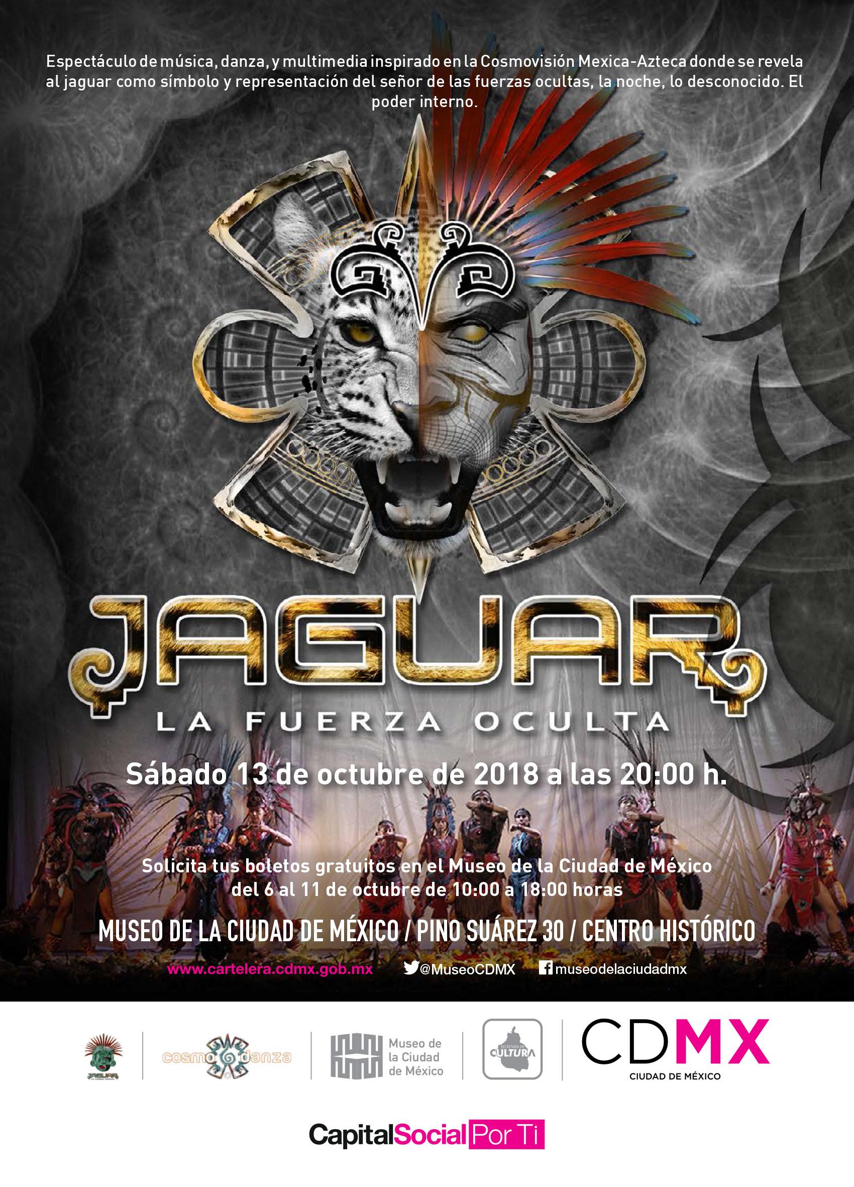 Jaguar La Fuerza Oculta