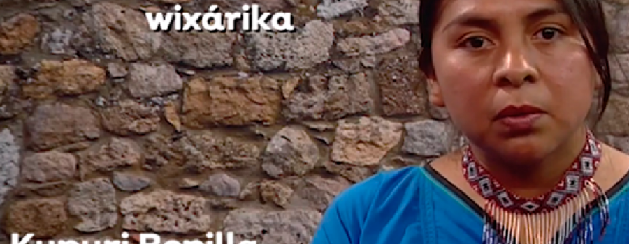 Cosmovisión Wixárika: Los nombres en Wixárika