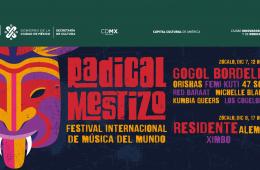 Radical Mestizo - Diciembre 8