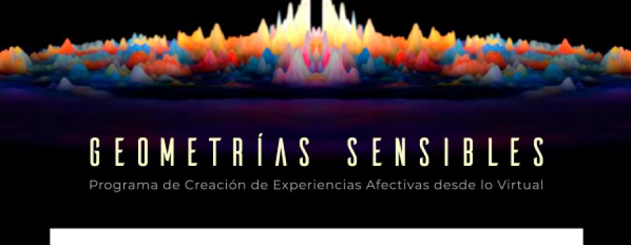 Convocatoria: Geometrías sensibles