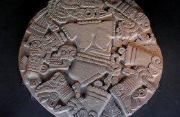 Déjale un saludo a la diosa Coyolxauhqui