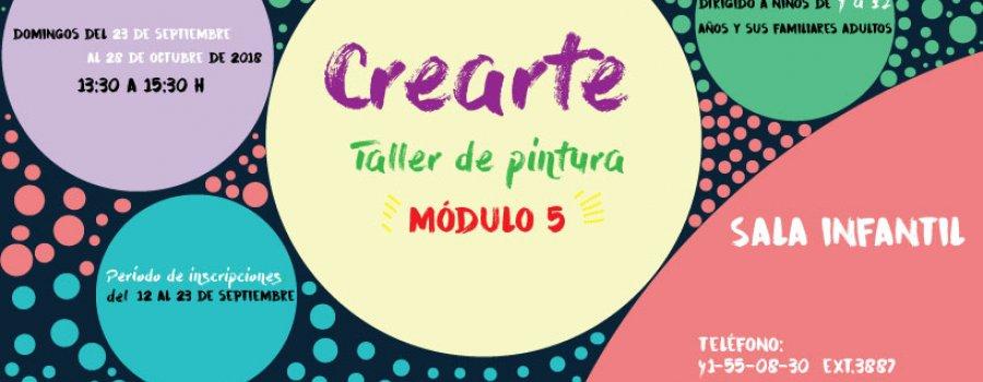 CreArte: Módulo 5