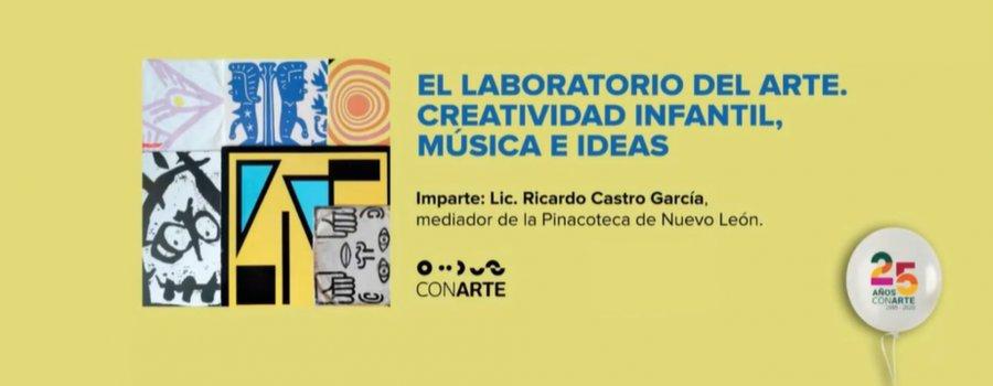 El laboratorio del arte: creatividad infantil, música e ideas