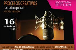 Procesos creativos para radio o podcast