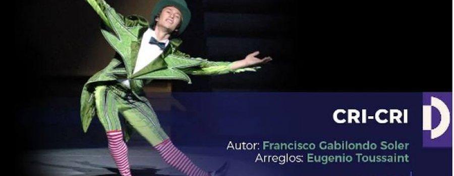 Compañía Nacional de Danza presenta Cri-cri