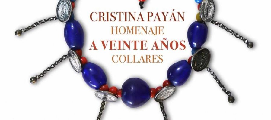 Cristina Payán. Homage to Twenty Years