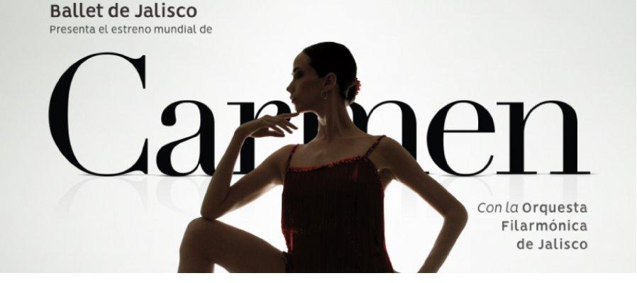 Carmen. Estreno mundial