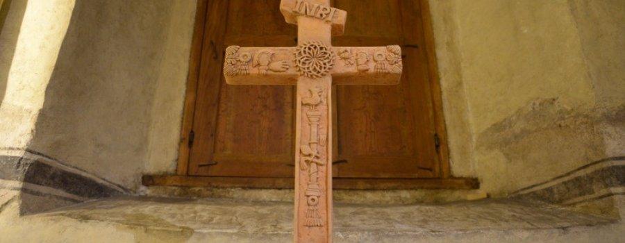 La cruz y la piedra: primeros pasos de los agustinos en Nueva España