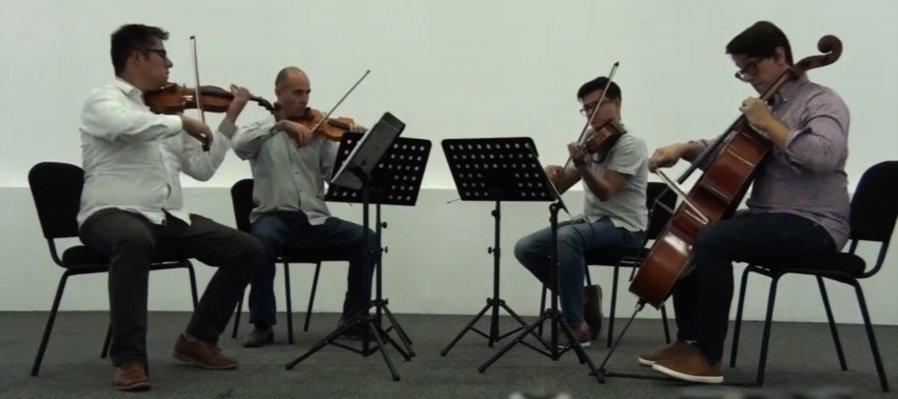 Cuarteto de cuerdas Magueyes