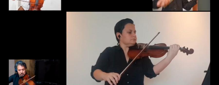 Cuarteto Arche interpreta a Manuel M. Ponce