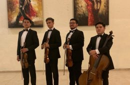 Chamber Music Recital by  Carlos Chavez School Orchestra ...