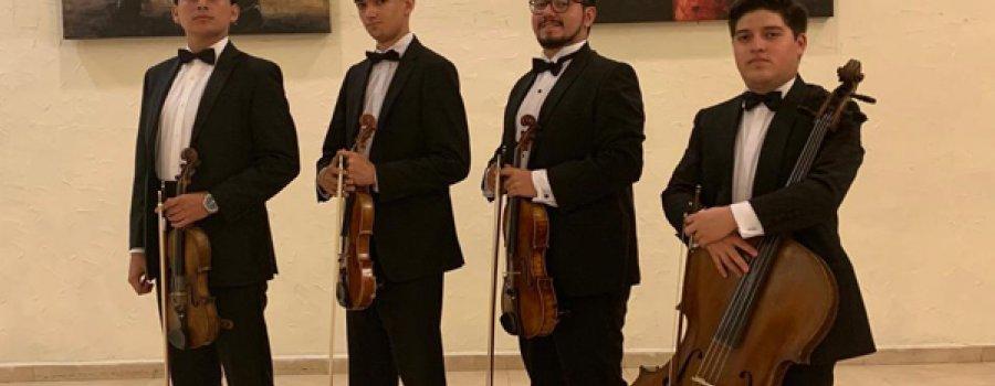 Recital de Música de Cámara de la Orquesta Escuela Carlos Chávez l Mozart, Haydn, Ponce, Morricone y Piazzolla