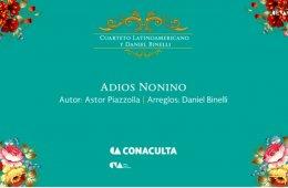 Conciertos guiados. Cuarteto Latinoamericano y Daniel Bin...