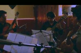 Cuarteto de guitarras Palosanto