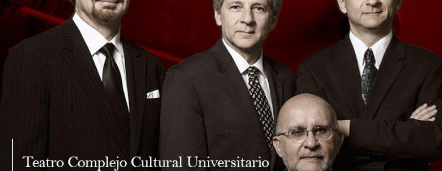 Cuarteto Latinoamericano en concierto