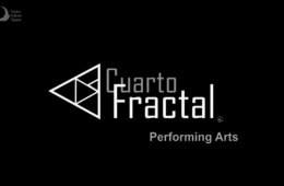 Presentación de la coreografía KB9. Cuarto Fractal