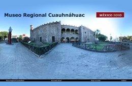 Recorre de manera virtual el Museo Regional Cuauhnáhuac