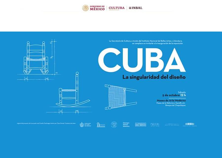 Cuba. La singularidad del diseño