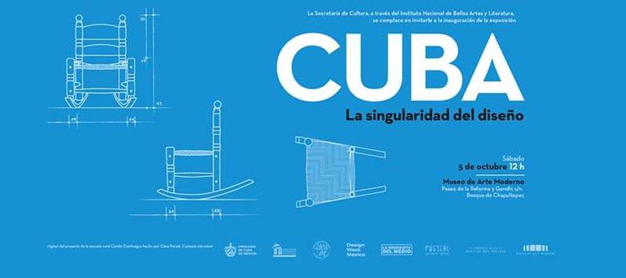 Cuba. The Singularity of Design