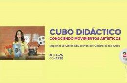 Cubo didáctico: conociendo movimientos artísticos