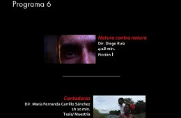 CUEC, Muestra Filmica 2017. Programa 6