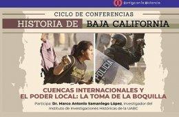 Historia de Baja California - Cuencas internacionales y e...