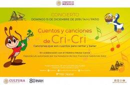 Cuentos y canciones de Cri-Cri