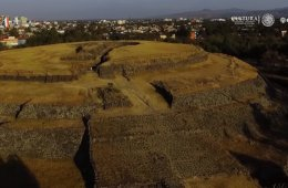 El México antiguo en las ciudades. Zona arqueológica de...