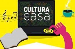 Cultura En Casa: Hugo Pinales