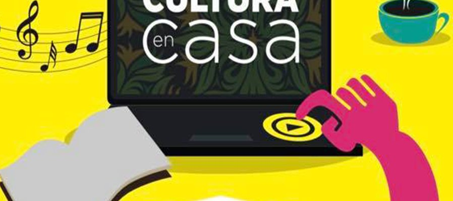 Cultura En Casa: Cristian Castillo
