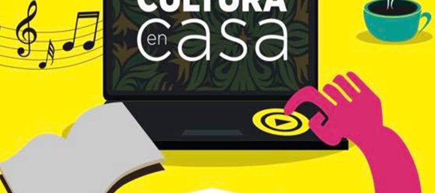 Cultura En Casa: Paulina Correa