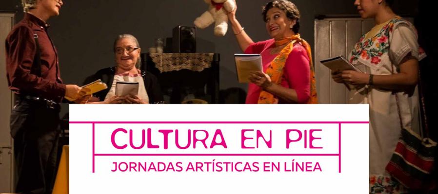 Cultura en Pie. Es un libro