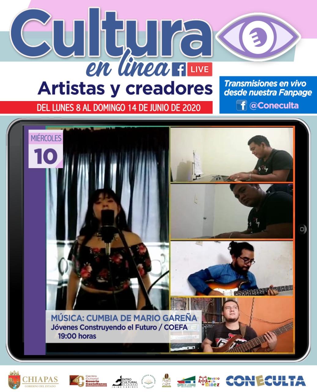 Cumbia de Mario Gareña