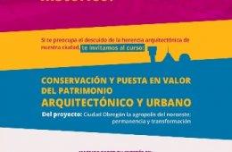 Curso de Conservación y Puesta en Valor del Patrimonio A...