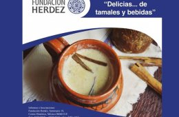Curso Delicias... de tamales y bebidas