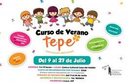 Curso de verano Tepe