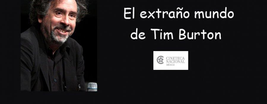Curso: El extraño mundo de Tim Burton