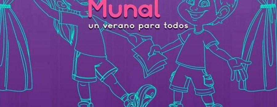 Curso virtual Munal. Un verano para todos