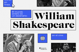 El mundo entero es un escenario: William Shakespeare