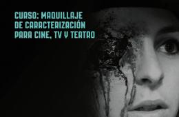 Maquillaje de caracterización para cine, tv y teatro