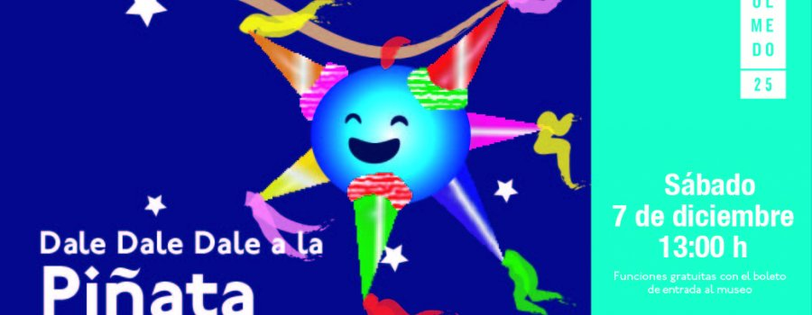 Dale Dale Dale a la Piñata en El Olmedo