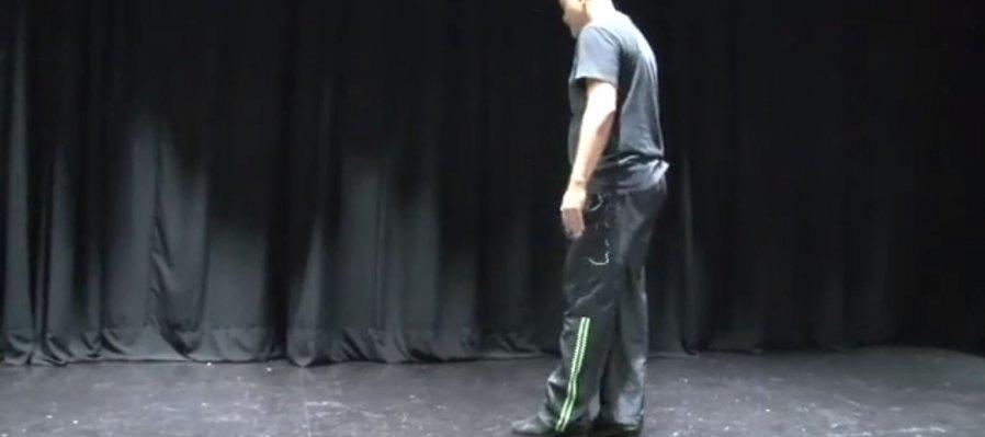 Curso de danza: sesión 1