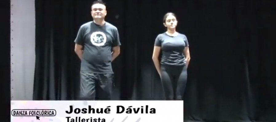 Curso de danza: sesión 3